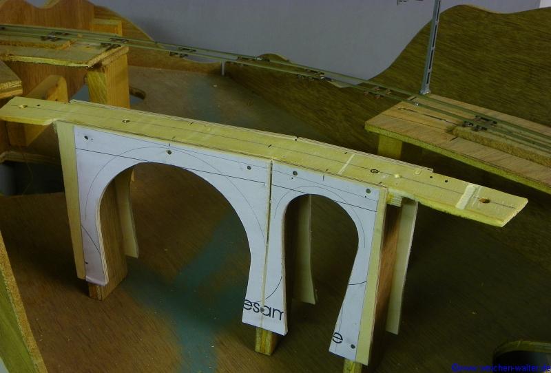 Steinbogenbrücke Modul7.003k
