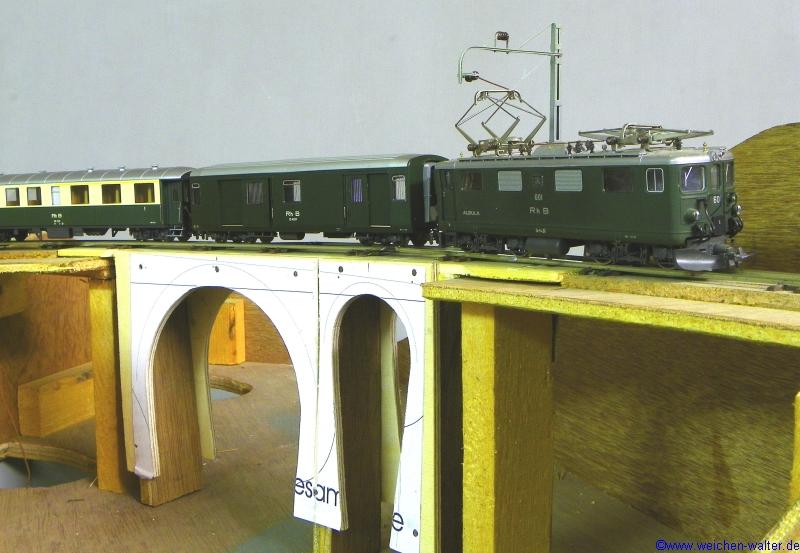 Steinbogenbrücke Modul7.005k