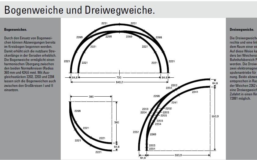 roco bogenweiche 42375 allgemein albulamodell forum. Black Bedroom Furniture Sets. Home Design Ideas