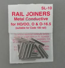 Schienenverbinder Peco SL-10 Code 100