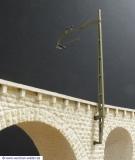H0m RhB Brückenmast