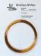 Bronzefederdraht 0.2 mm/50 Meter