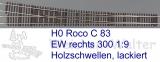 EW  300 1:9  -  H0: r 3448 mm/6,34°