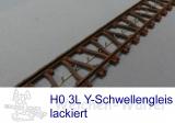 Y - Schwellenflexgleis Bausatz 1:87