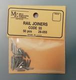 Schienenverbinder Micro Engineering Code 55 (Code 40)