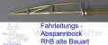 H0m RhB Abspannbock