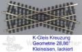 Kreuzung K-Gleis